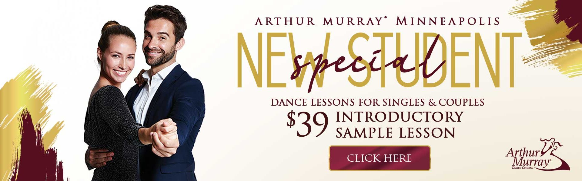 Arthur Murray Minneapolis New Student Special